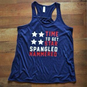 """Nothing says """"Merica"""" like getting hammered."""